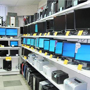 Компьютерные магазины Глушково