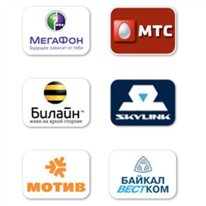 Операторы сотовой связи Глушково